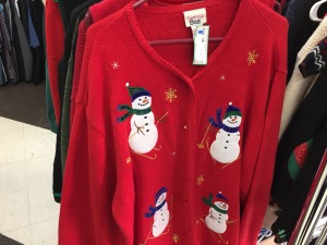RE-LOVE IT Christmas Sweater, 12 Days of Loudoun Christmas